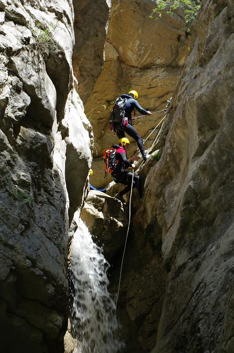 Camp itinérant: Un tour d'Aiguille